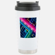 Microchip, artwork Travel Mug