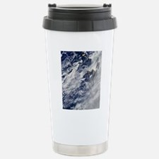 Von Karman vortices, Ca Stainless Steel Travel Mug