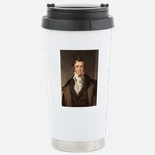 Sir Humphry Davy portra Stainless Steel Travel Mug