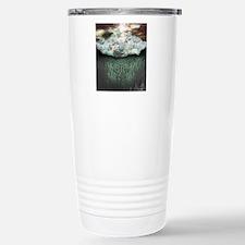 Volcanic eruption Stainless Steel Travel Mug
