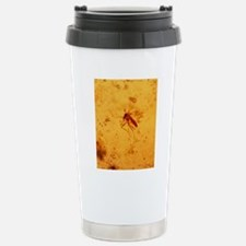 View of a mosquito foss Stainless Steel Travel Mug