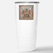 Roman Charioteer Stainless Steel Travel Mug