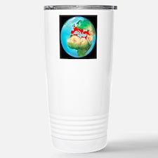 Roman Empire, artwork Travel Mug