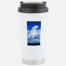 Towering cumulus clouds Stainless Steel Travel Mug
