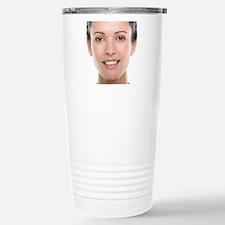 Healthy woman Travel Mug
