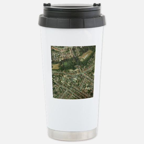 Suburban housing Stainless Steel Travel Mug