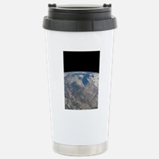Great Lakes from space Travel Mug