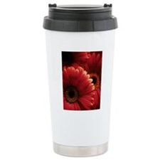 Gerbera flowers Travel Coffee Mug