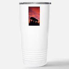 Standing stones Stainless Steel Travel Mug