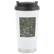 Southampton,UK, aerial  Travel Coffee Mug