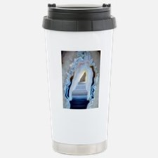 Slice of agate Stainless Steel Travel Mug