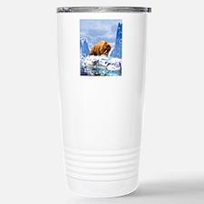 Sabre-toothed cat Travel Mug