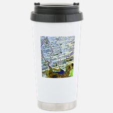 Saharan desert rivers,  Travel Mug