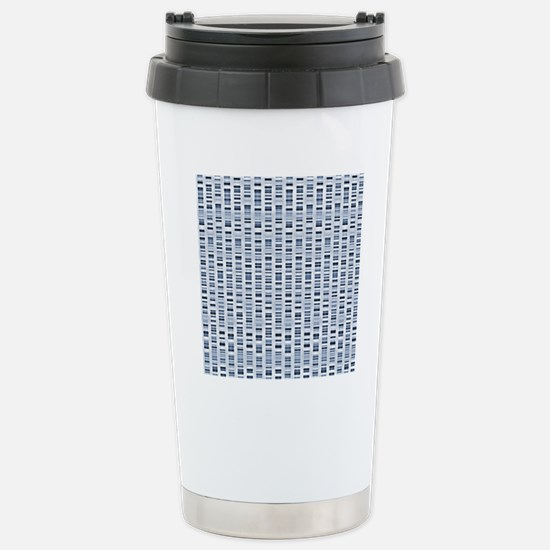DNA sequences Stainless Steel Travel Mug