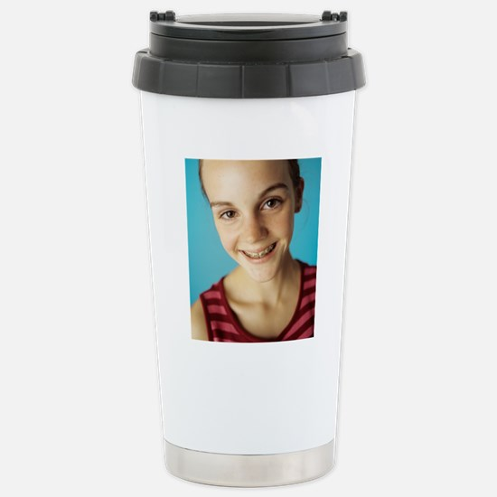Dental braces Stainless Steel Travel Mug