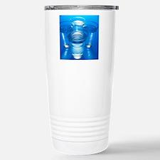 Cups of water Travel Mug