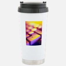Computer key Travel Mug