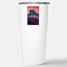 Colonised Mars, artwork Travel Mug