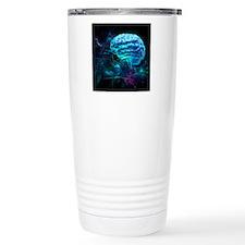 Brain research, concept Travel Coffee Mug