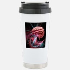 Brain research, concept Thermos Mug