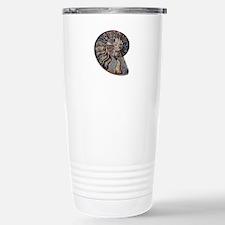 Ammonite Stainless Steel Travel Mug