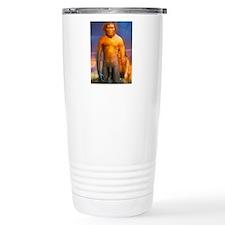 Models of Homo erectus  Travel Mug