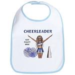 Cheerleader #1 Bib