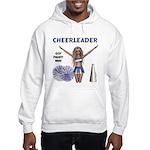 Cheerleader #1 Hooded Sweatshirt
