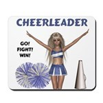 Cheerleader #1 Mousepad