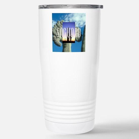 saguarosq Stainless Steel Travel Mug