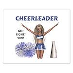 Cheerleader #1 Small Poster