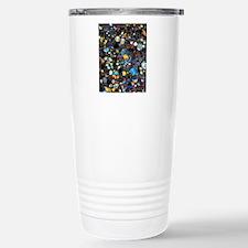 Leucite basanite, thin  Stainless Steel Travel Mug