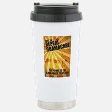 Fight To Repeal Obamaca Stainless Steel Travel Mug