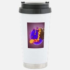 mRNA leaving the nucleu Travel Mug