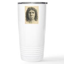 Homo heidelbergensis fe Travel Mug