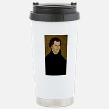 Martin Luther, German t Stainless Steel Travel Mug
