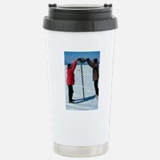 Glaciology research Stainless Steel Travel Mug