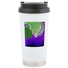 Ganges Delta Travel Mug