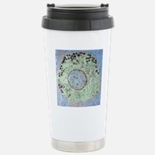 Liver macrophage cell,  Stainless Steel Travel Mug