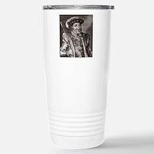 King Henry VIII of Engl Stainless Steel Travel Mug