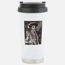 King Henry VIII of Engl Travel Mug