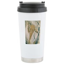 Fossil of a sea scorpio Travel Mug