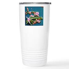 Exhaust particulate mat Travel Mug