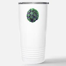 Human papilloma virus p Stainless Steel Travel Mug