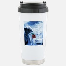 Environmental contamina Stainless Steel Travel Mug