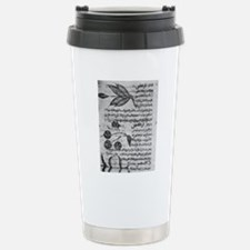 Herbal medicine, 8th ce Travel Mug