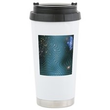 Gravity waves in space- Thermos Mug
