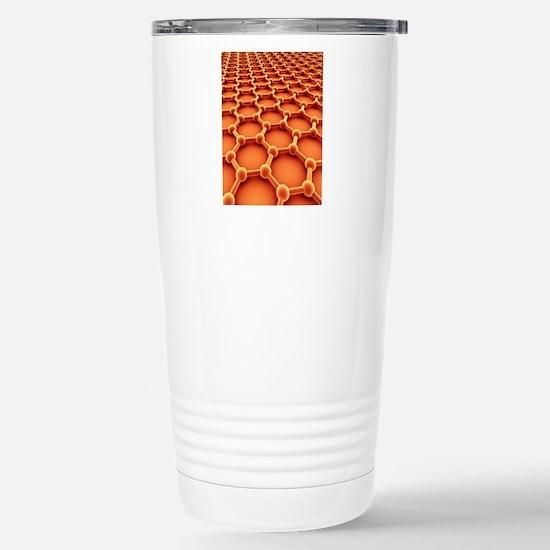 Graphene Stainless Steel Travel Mug