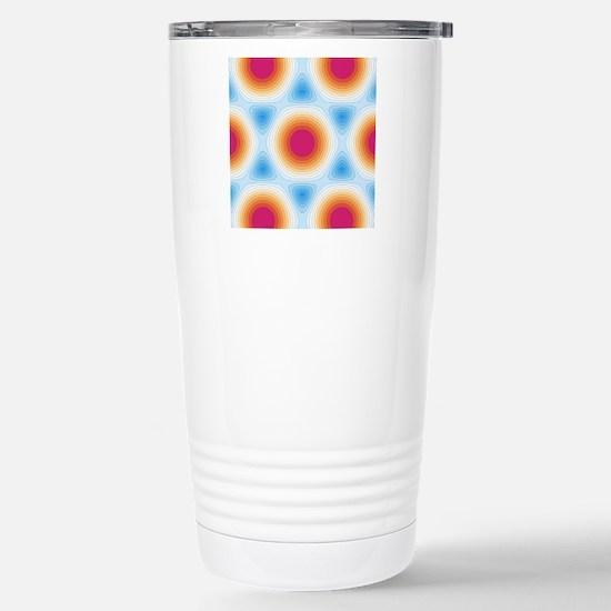 Graphene - optical prop Stainless Steel Travel Mug