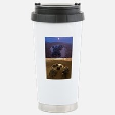 Galapagos giant tortois Stainless Steel Travel Mug